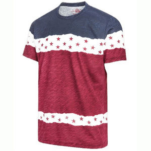 American Rag Men's Americana Colorblocked T-Shirt